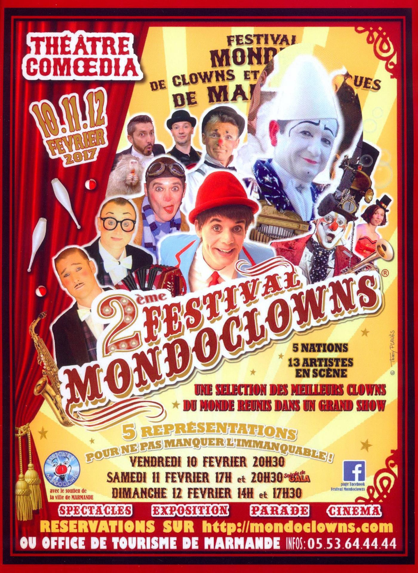 Mondoclown 2 2016